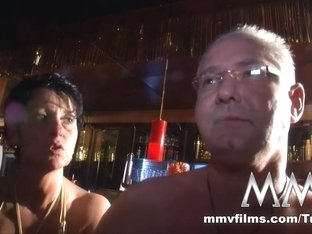 Horny pornstar in Amazing Group sex, German sex video