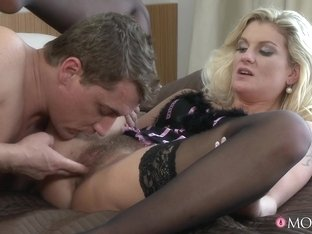 Crazy pornstars Samantha K, Steve in Best Hairy, Stockings porn video