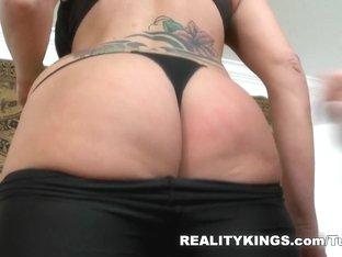 Incredible pornstar in Amazing Blowjob, Redhead sex clip