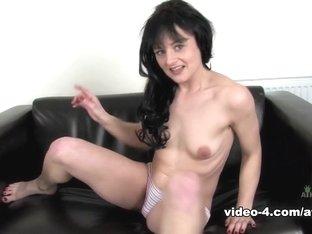 Crazy pornstar in Hottest Small Tits, Brunette xxx clip