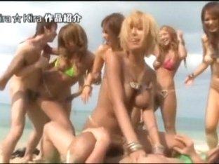Best Japanese whore Ren Suzuki, Yuri Shinomiya, Mana Izumi in Crazy Threesomes, Small Tits JAV vid.