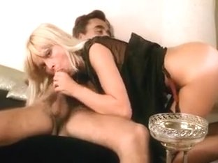 Beautiful French Lady Gets Fucked