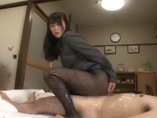 Crazy Japanese girl in Fabulous Secretary, Fetish JAV clip