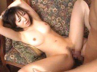 Horny Japanese model Kurara Horie in Fabulous Cunnilingus, Rimming JAV scene