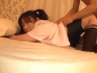 Best Japanese girl Rina Ishikawa in Incredible Stockings/Pansuto, Blowjob/Fera JAV clip