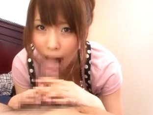 Incredible Japanese model in Best POV, Handjobs JAV scene