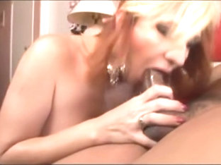 MILF Gets Fucked In Her Hot Pussy - Candy Shop