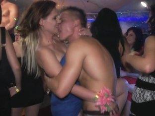 Incredible pornstar in crazy reality, group sex porn scene