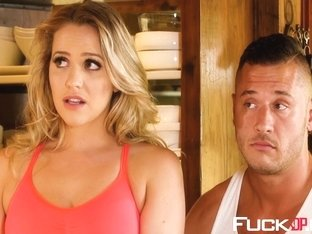 Mia Malkova, Olive Glass In Couples Vacation Scene 5