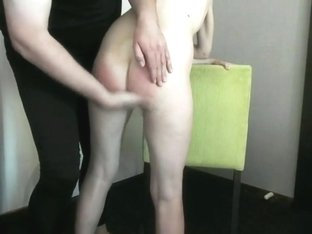 49yr old dutch sub get s finger fucked spanked