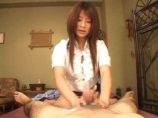 Crazy Japanese slut Minori Hatsune in Incredible POV, Handjob JAV movie