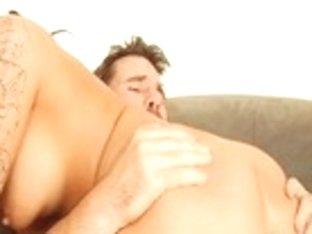 Horny pornstar Alexa Aimes in fabulous cumshots, blowjob sex scene