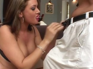 RawVidz Video: Busty Whore Enjoys DP Fucking