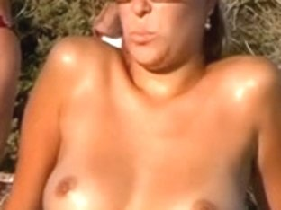 topless beach video23