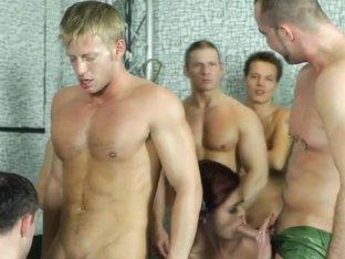 Bisex dudes get rammed
