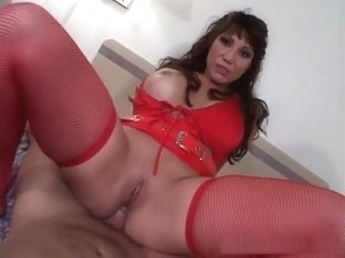 Ava Devine plays street walker and gets fucked