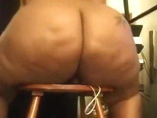 Here is how fishnet panties for my BBW wife look like