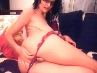 Flashing Big Natural Tits Boobs