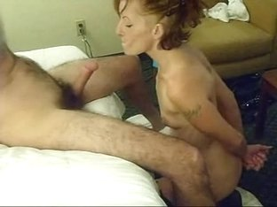 Pleasing morning blowjob homemade video