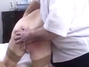 a well deserved spanking
