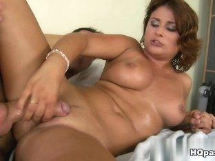 Exotic pornstar James Brossman in Best Big Tits, Big Ass adult clip