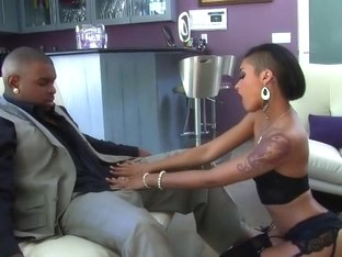 Exotic pornstar Skin Diamond in best blowjob, ebony xxx scene
