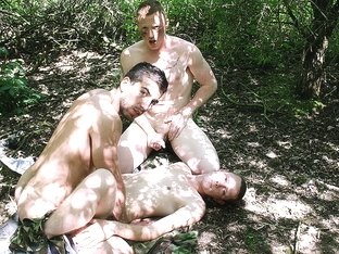 Military Man Gets Relief - Damian Boss, Aiden Jason  James Grant - TXXXMStudios