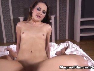 Hottest pornstar Riley Reid in Horny Cumshots, POV sex clip