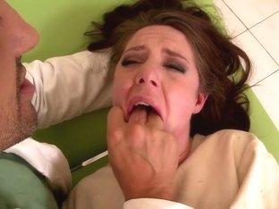 Best pornstar Samantha Bentley in exotic spanking, brazilian sex movie