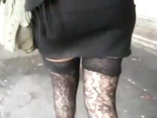 a whore on the street
