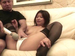 Fabulous Japanese model in Best 69, Fetish JAV scene