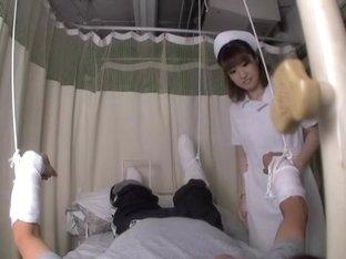 My japanese yum-yum riding a veiny rod in spy cam video