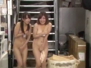 Horny Japanese model Ayaka Fujikita, Mayuka Arimura, Uta Kohaku in Hottest Public JAV scene