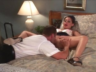 Horny pornstar Gracie Glam in hottest small tits, big ass porn scene