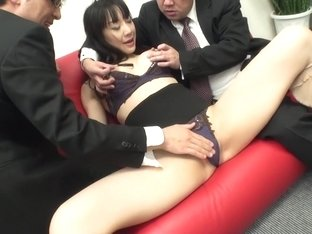 Amazing Japanese slut Miho Wakabayashi in Hottest JAV uncensored Group Sex clip