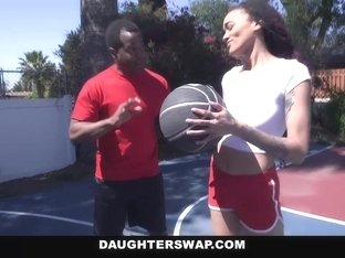DaughterSwap - Horny Teens Get Fucked by Dads