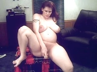 preggo girl bedroom sex show