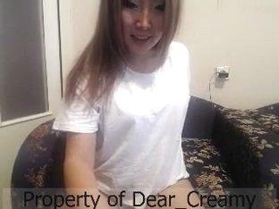dear_creamy secret movie scene 07/04/15 on 13:23 from MyFreecams