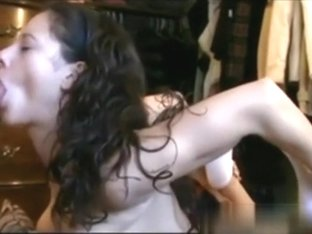 Fucking her angel butt and naughty face hole