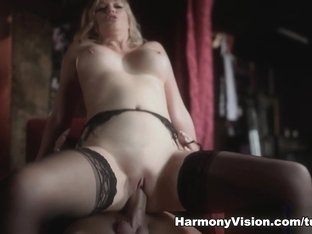 Fabulous pornstar Holly Kiss in Horny Big Tits, Stockings sex video
