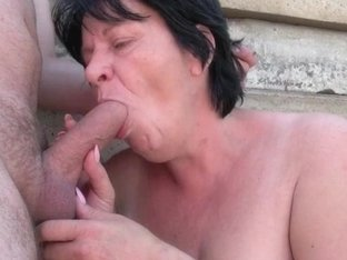 BBW grandma still enjoys grandpa's tiny dick