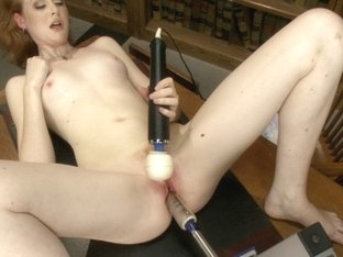 Hottest fetish porn scene with amazing pornstar Nathalie Lawson from Fuckingmachines