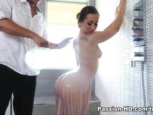 Exotic pornstar Dani Daniels in Best Redhead, Pornstars porn clip