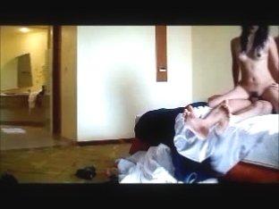 Amateur Latin - Novia en el Hotel Parte 03
