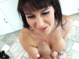 Incredible pornstar Eva Karera in fabulous milf, brunette xxx movie