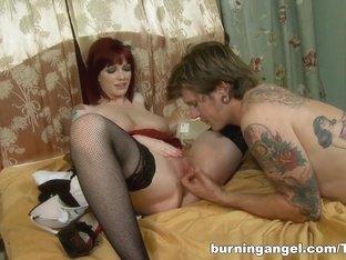 Amazing pornstar in Horny Hardcore, Stockings sex clip