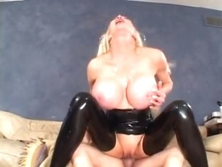 Super Hot Milf Miss Fake Tits 2