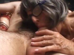 Horny Granny in Hey grandma is a whore 14 Scene 1
