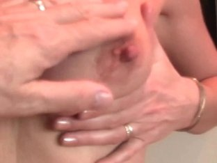 Redheaded mommy plays with her nipps and cum-hole (compilation)