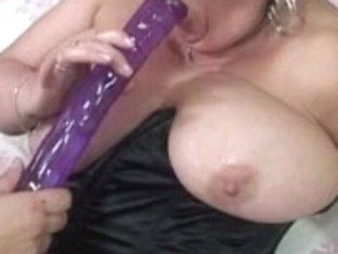 DOUBLE SEX TOY'ED MASSIVE MANGOS